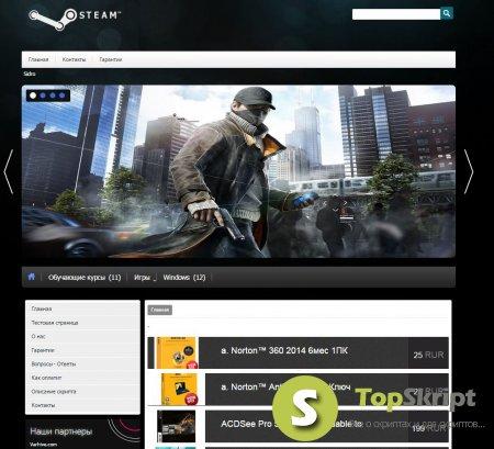 Хостинг игровых магазинов бесплатные домены хостинги сайты