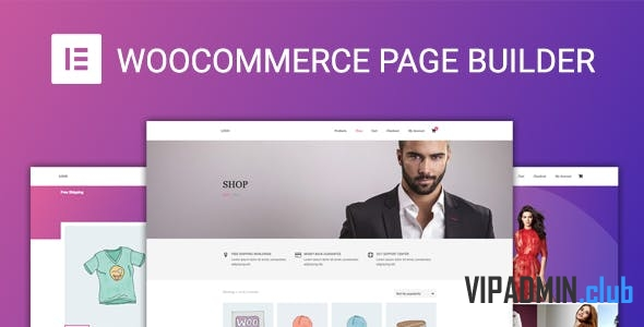 WooCommerce Page Builder For Elementor v1.1.2